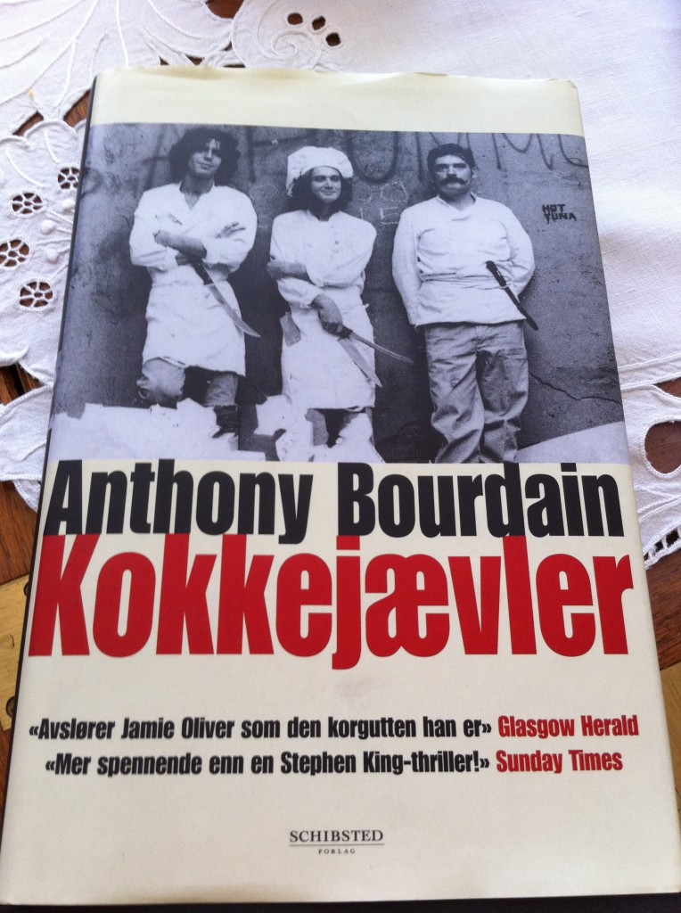Anthony Bourdain Kitchen Confiential Kokkejævler