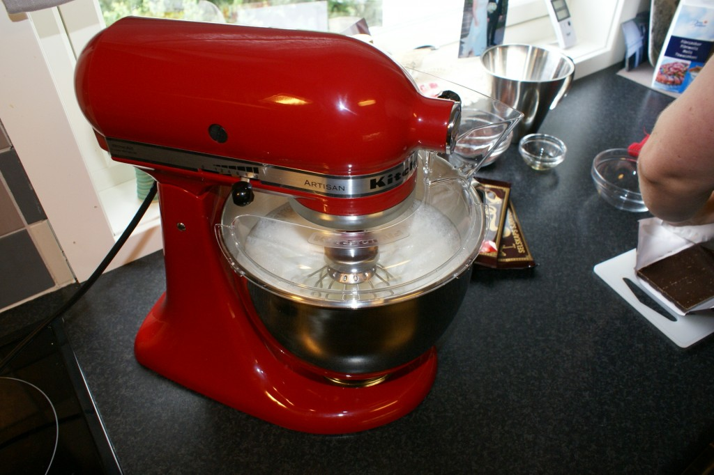 KitchenAid - empire red