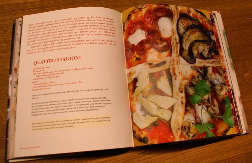 Jan vardøen pizzadeig