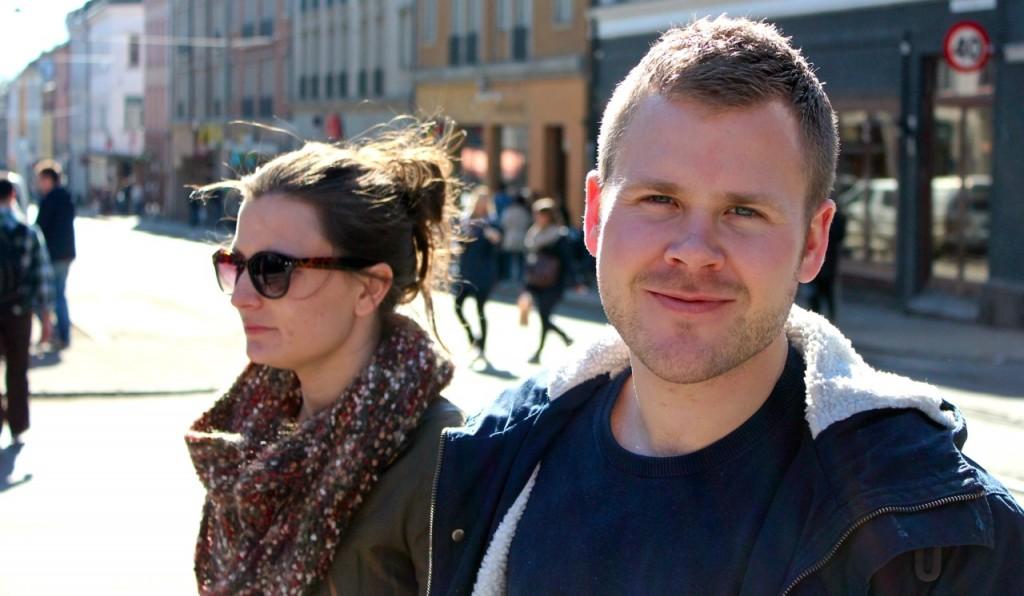 Håvard og Anita