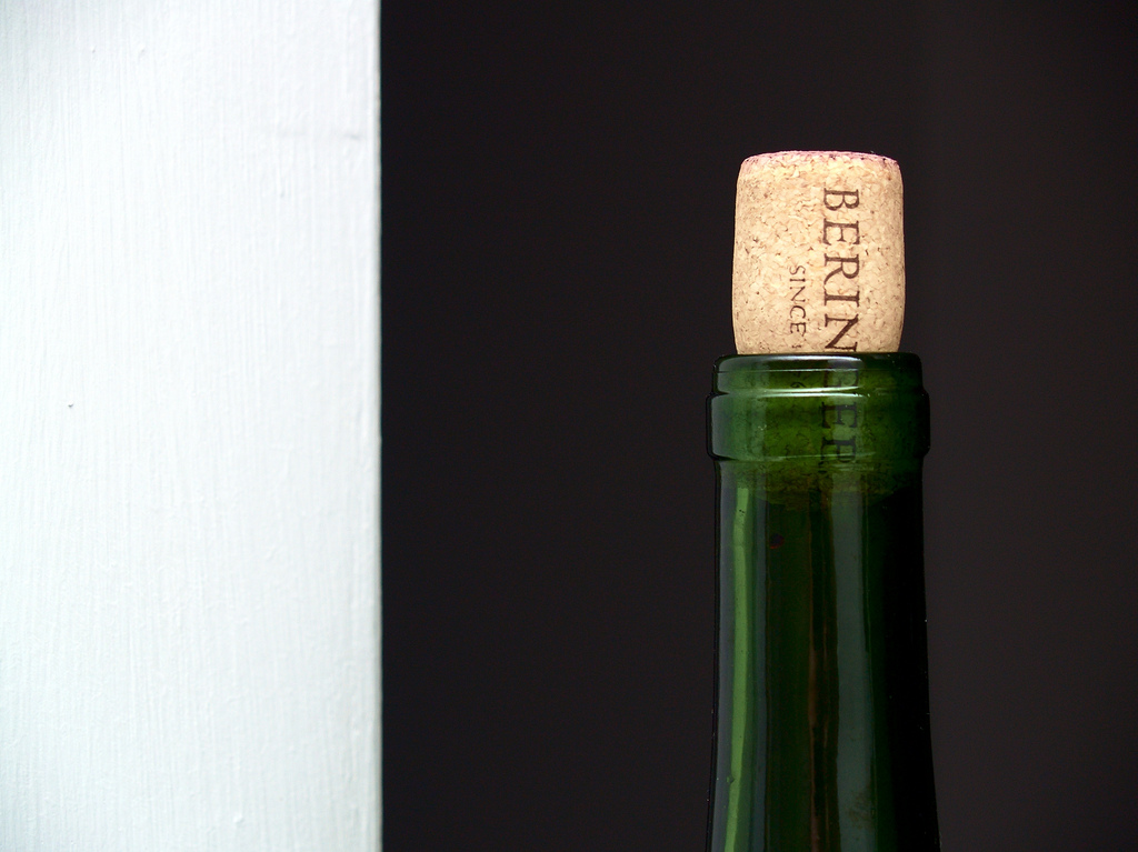 Leftover Wine by spwelton@flickr