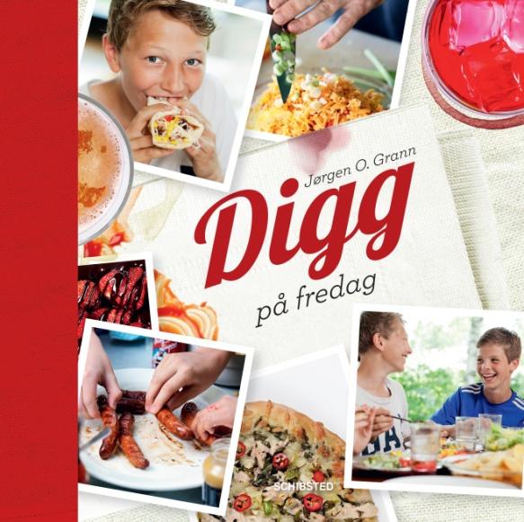 Digg på fredag Jørgen O Grann