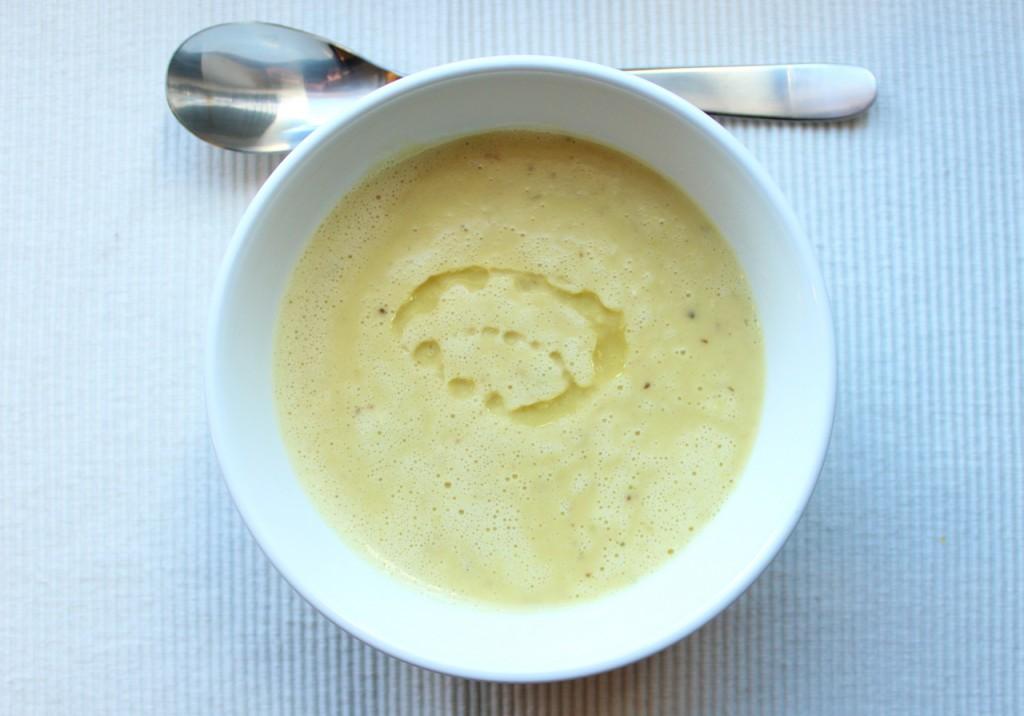 Kremet soppsuppe kremet aspargessuppe