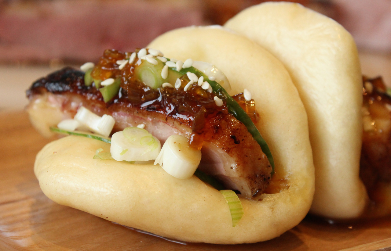 Steam buns oppskrift