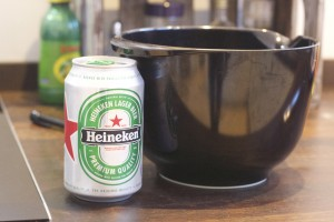 Øl og mel